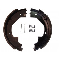 "Dexter® Brake Shoe & Lining Kit for 10"" x 2 1/4"" Electric Brake - Either Side - 3,500 lbs"