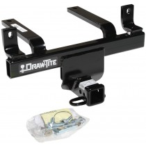 Draw-Tite Hitch 75401 Class III/IV: Receiver