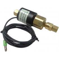 "Tie Down Engineering Stop Flow Solenoid with Adapter - 3/8"" or 5/16"" Thread"