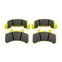 Tie Down Engineering 46304 Caliper Replacement Disc Brake Pads - Ceramic