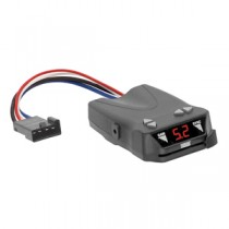 Brakeman® IV Digital Brake Control, for 1 to 4 Axle Trailers, Timed Actuated