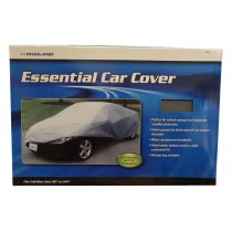 Highland® Essential Car Cover with Storage Bag