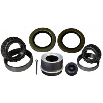 "1 1/4"" x 1 3/4""  Bearing Kit with L15123 and L25580 Bearings, 25520 and 15245 Races, GS11 and GS15 Grease Seals, and Lube Dust Cap"