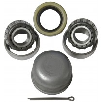 "3/4"" x 3/4"" Bearing Kit with L11949 Bearings and GS3 Grease Seal"