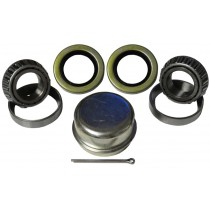 "1 1/4"" x 1 1/4"" Bearing Kit with L67048 Bearings and GS4 and GS12 Grease Seals"