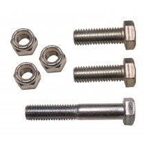 Bolt Kit to Mount 22-200 Coupler