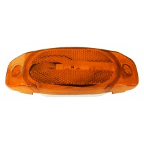 "6"" x 2 1/16"" - Amber - Marker Light"