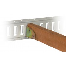 E-Track Board Holder