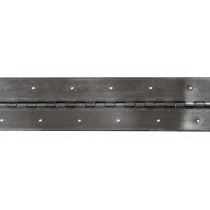 "Flexco Products Continuous Aluminum Piano Hinge - 4"" x 87"" - Pre-drilled"