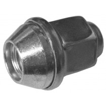 "1/2"" - 20 x 1 1/2"" Lug Nut With Stainless Steel Cover"