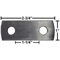 Aluminum Frame Strap - Fits U-Bolt UB6