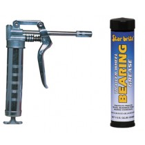 Small Grease Gun with One 3 oz. Cartridge