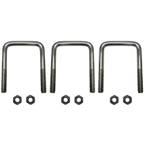 """Hardware Kit for 3"""" x 3"""" Frame - Fits 30015 and F40017 Tandem Axle Spring Rails"""