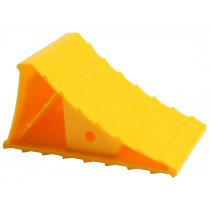 Yellow Plastic Wheel Chock