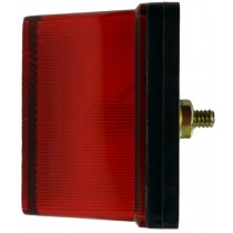 "3"" x 2.25"" Red Marker Light"