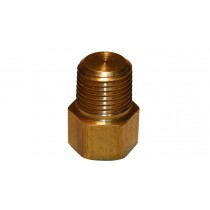 "Titan 3/8"" Brass Fitting - For Disc Brakes Only - For Model 60, Model 6, and Aero 7500 Actuators"