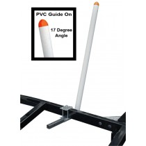 "48"" Heavy Duty PVC Guide Ons - One Pair"