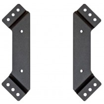 Aluminum Mounting Brackets - 2 Pieces - Fits F8891