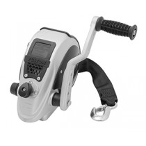 Fulton F2™ Series 2,000 lbs. Single Speed Hand Winch with 20' Strap