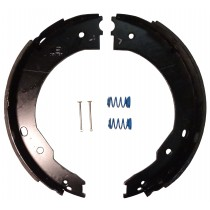 "Dexter® Brake Shoe and Lining Kit for One 12"" x 2"" Electric Brake - 6,000 to 7,000 lbs. Capacity"