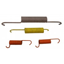 "Dexter® Brake Spring Kit for 12 1/4"" Electric Brake with Cast Backing Plate"