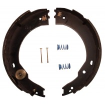 "Dexter® Self Adjusting Brake Shoe and Lining Kit for 12"" x 2"" Nev-R-Adjust® Electric Brake - Left Hand (Driver's Side) - 7,000 lbs."