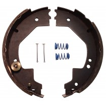 "Dexter® Self Adjusting Brake Shoe and Lining Kit for 10"" x 2 1/4"" Nev-R-Adjust® Electric Brake - Left Hand (Driver's Side) - 3,500 lbs."