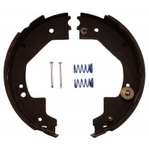 "Dexter® Self Adjusting Brake Shoe and Lining Kit for 10"" x 2 1/4"" Nev-R-Adjust® Electric Brake - Right Hand (Curb Side) - 3,500 lbs."