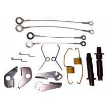 """Brake Adjuster Kit for Two 10"""" Dexter® Nev-R-Adjust® Electric Brakes"""