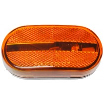 "2"" x 4"" - Amber - Marker Light"