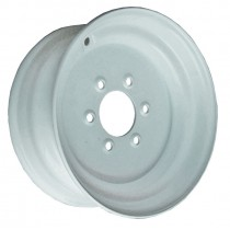 "14 1/2"" x 6"" Wide Painted Trailer Rim with 6 Lugs on 5 1/2"" Bolt Circle"