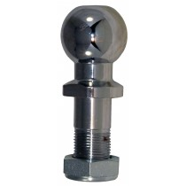 "Replacement 2"" Pintlehook Ball with Nut - Fits Buyers Pintlehooks"