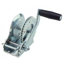 """Fulton 1,500 lbs. Single Speed Hand Winch Without Strap - 8"""" Handle"""