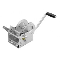"Fulton 2,600 lbs. Two Speed Trailer Winch with Hand Brake - 10"" Handle"