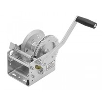 """Fulton 3,200 lbs. Two Speed Hand Winch Without Cable - 10"""" Handle"""