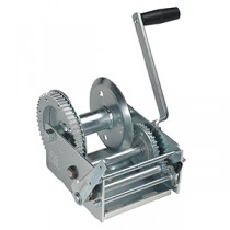 """Fulton 3,700 lbs. Two Speed Hand Winch - 10"""" Handle"""