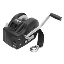Fulton XLT Series 2,600 lbs. Two Speed Hand Winch with 20' Strap