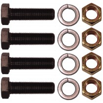 "1/2"" Bolts, Nuts & Washers for (1) 8k electric brake"