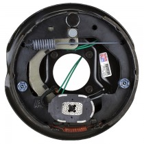 "Dexter 10"" x 2.25"" Electric Trailer Brake - Left Hand (Driver's Side) - 3,500 lbs. Axle Capacity"