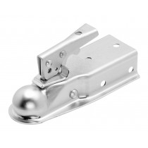 "Coupler, Ball Size 1-7/8"", 2-1/2"" Tongue Mount Width 2,000 lbs."