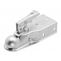 "Coupler, Ball Size 1-7/8"", 3"" Tongue Mount Width 2,000 lbs."