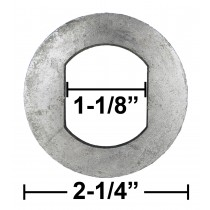 "1 1/8"" x 2 1/4"" Flat Washer - Sold Individually"