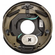 "TruRyde 10"" x 2.25"" Electric Trailer Brake - Left Hand (Driver's Side) - 3,500 lbs. Axle Capacity"