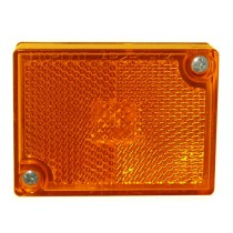 "2"" x 2 3/4"" - Amber - Marker Light"