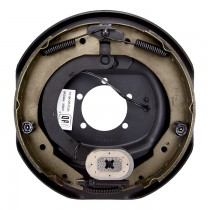 "TruRyde 12"" x 2"" Electric Trailer Brake - Left Hand (Driver's Side) - 7,000 lbs. Axle Capacity"