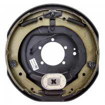 """TruRyde 12"""" x 2"""" Electric Trailer Brakes - Right Hand (Passenger's Side) - 7,000 lbs. Axle Capacity"""