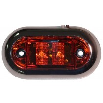 "2"" - Amber - Marker Light"