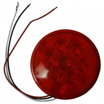 """LED 4"""" Tail Light with wire"""