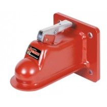 """Demco EZ-Latch® 2 5/16"""" Coupler with 4-Hole Mounting Plate - 21,000 lbs"""