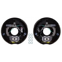 "Dexter Nev-R-Adjust 10"" x 2.25"" Electric Brake Kit - Left & Right Hand Assemblies - 3,500 lbs. Axle Capacity"